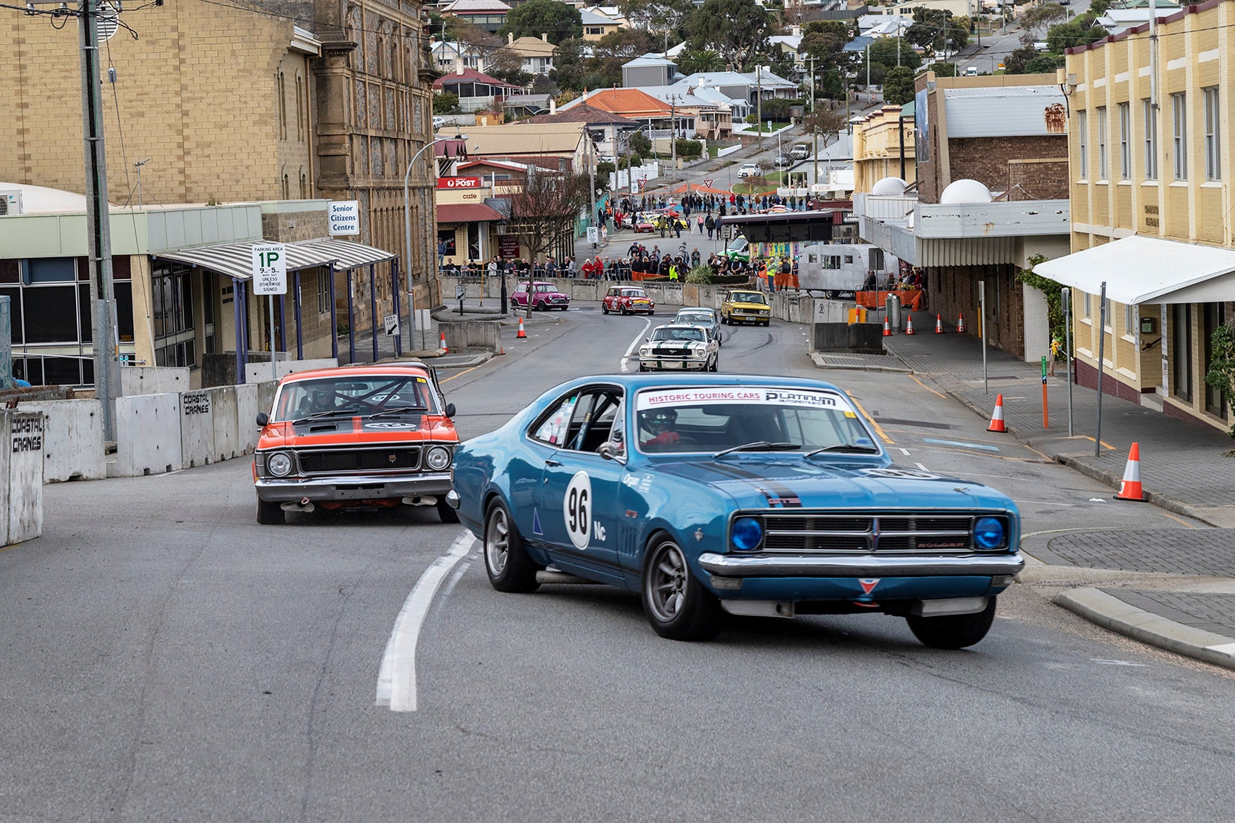 Albany Classic Motor Event - Around the Houses - Accommodation QLD