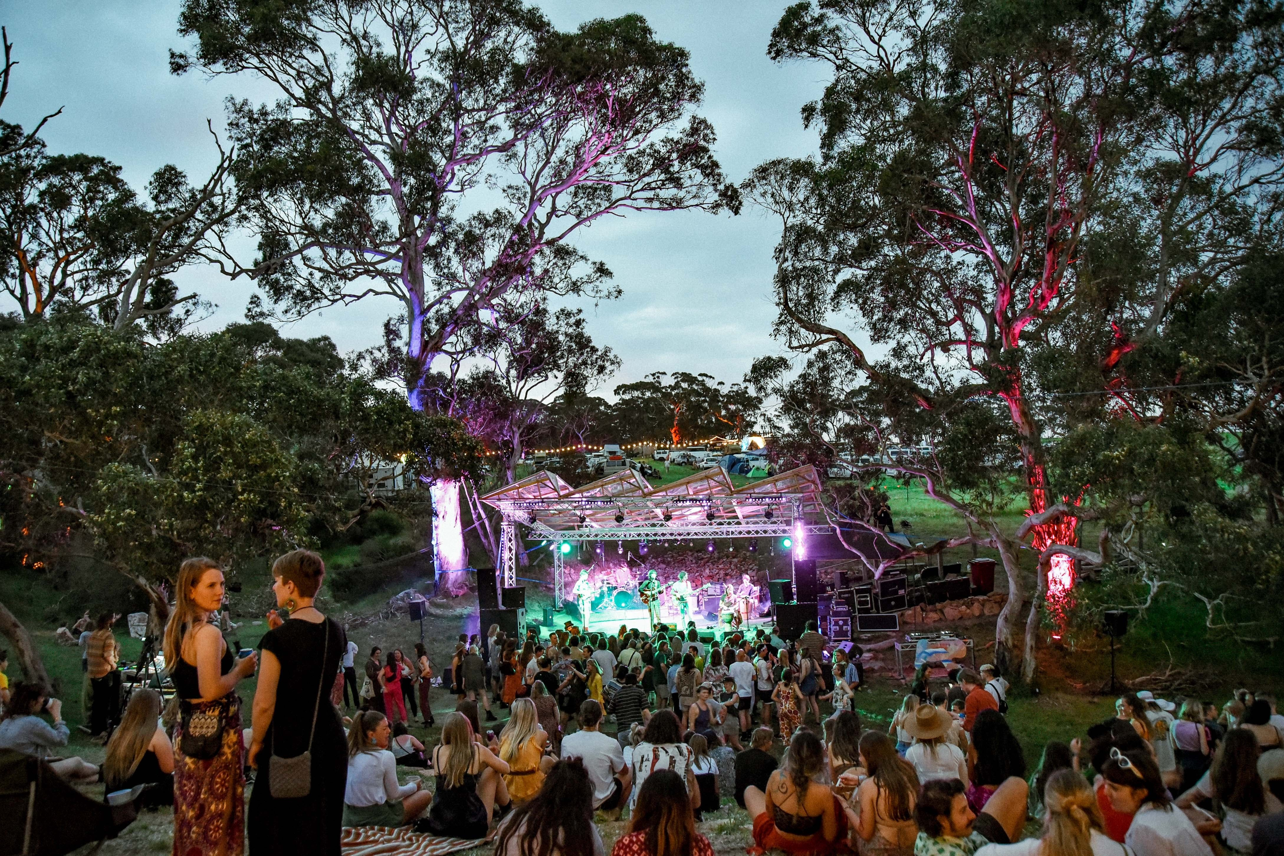 Field Good Festival - Accommodation QLD