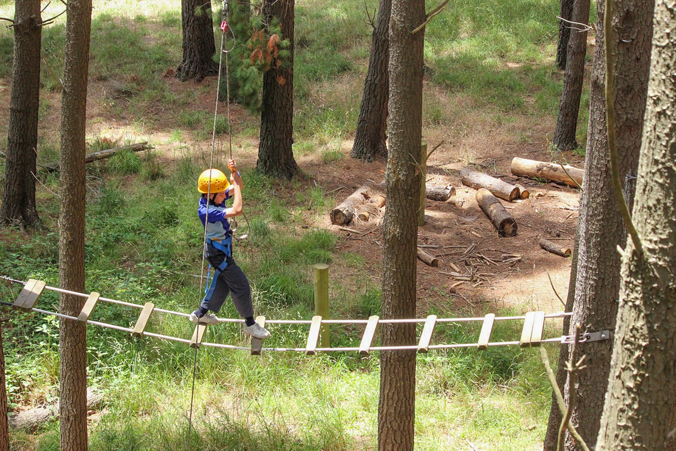 July 2020 Holidays- Go Wild at the Mt Lofty Adventure Hub - Accommodation QLD