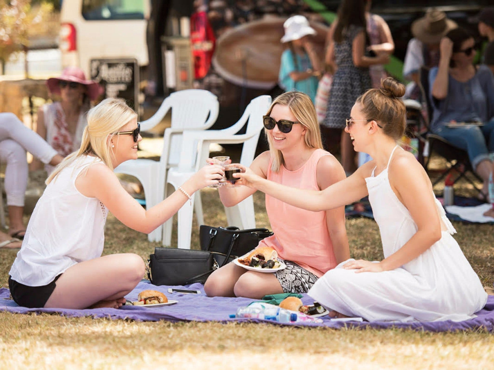 Nundle Country Picnic - Accommodation QLD