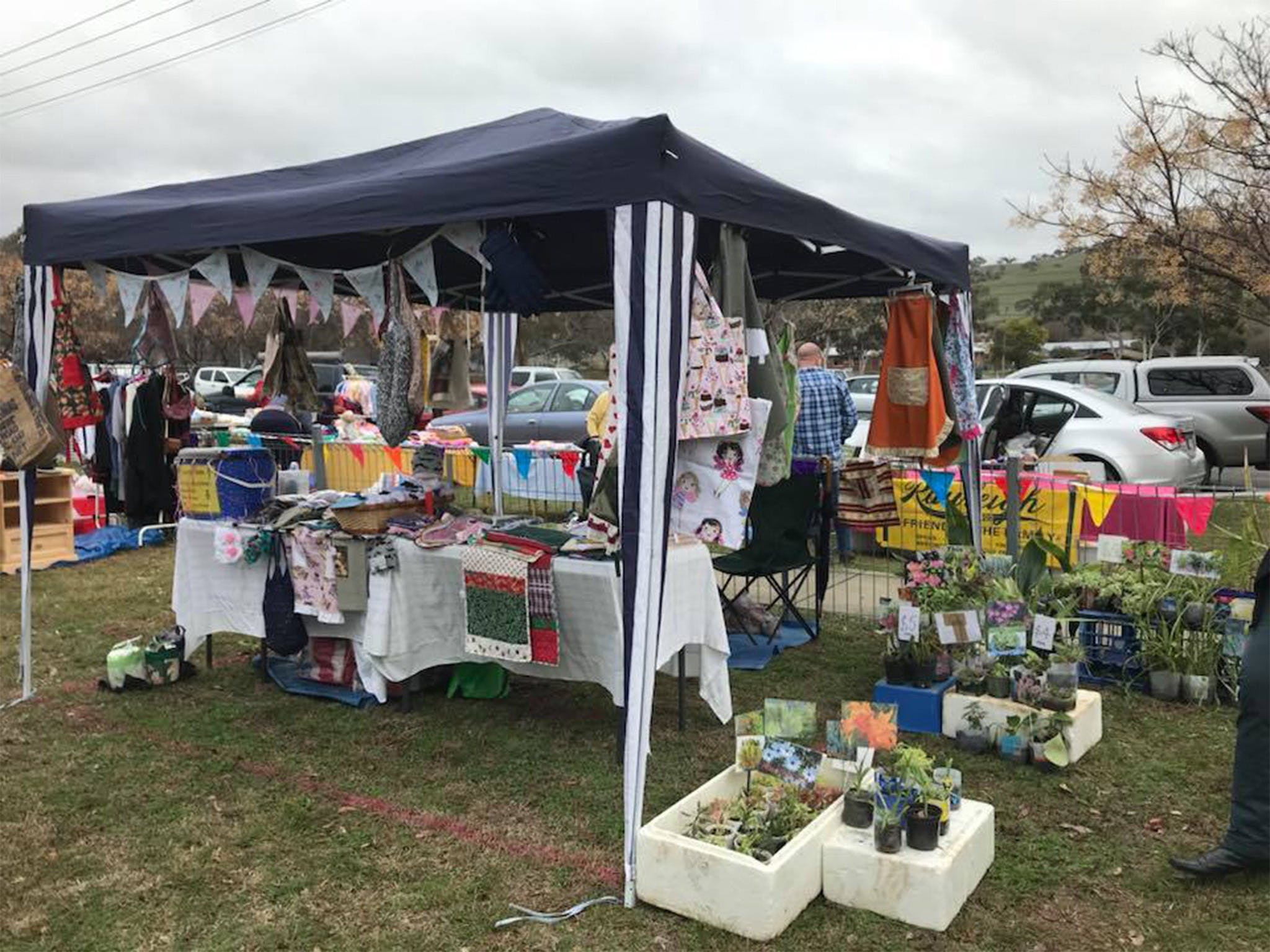Perthville Village Fair - Accommodation QLD