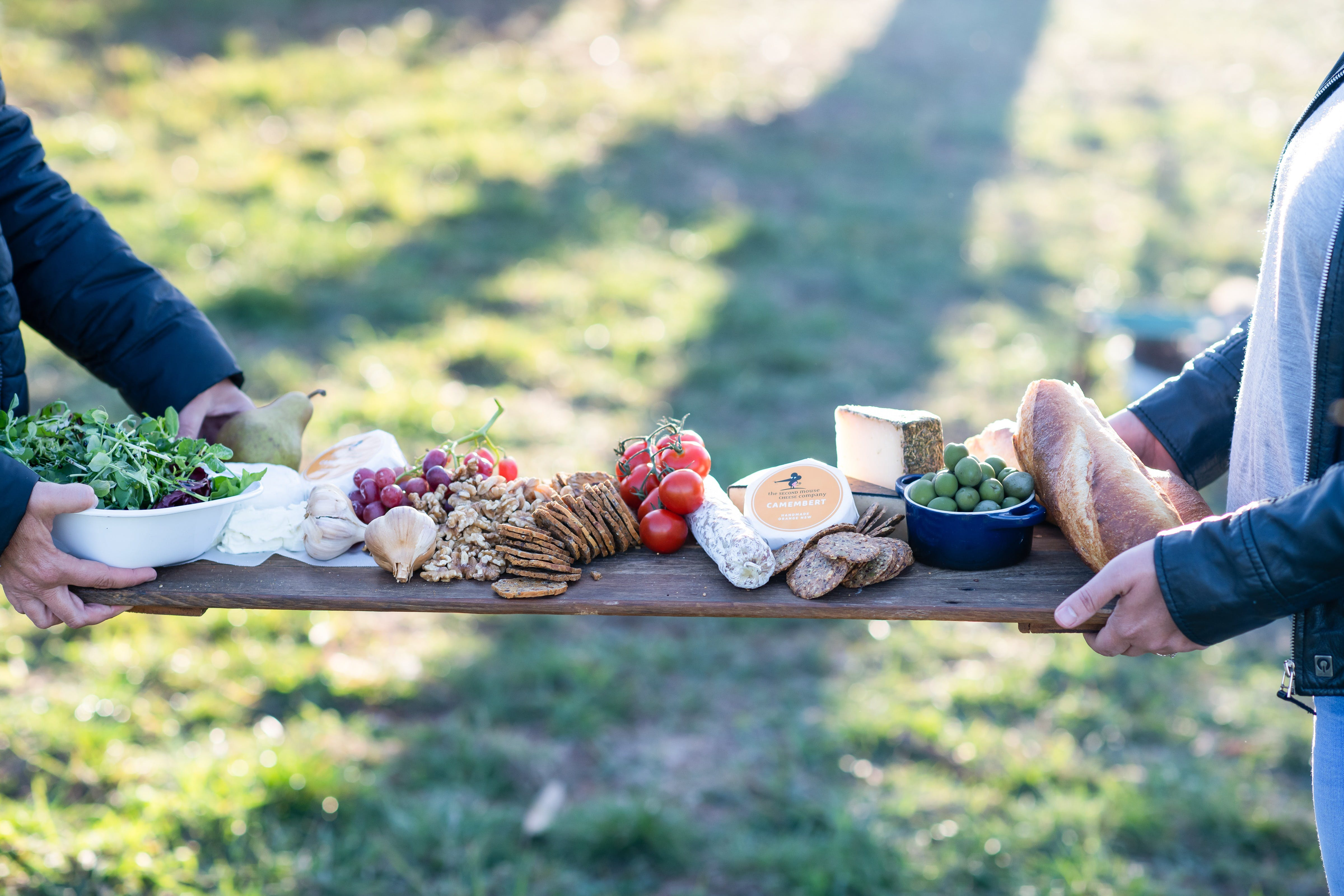 Wine and Cheese. Yes Please - Accommodation QLD
