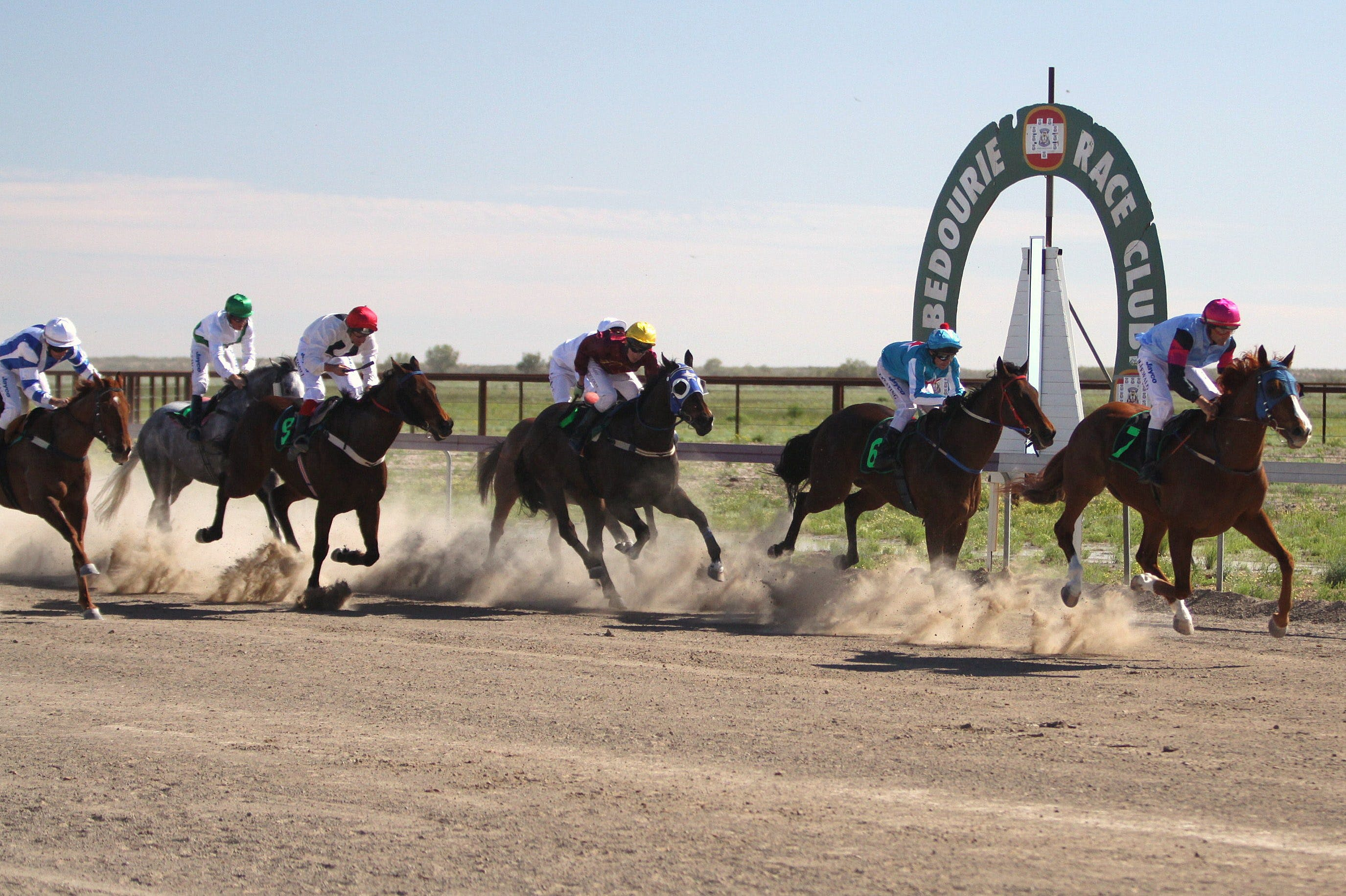 Bedourie Races and Rodeo - Accommodation QLD