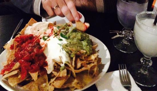Nachos Mexican Cantina - Accommodation QLD