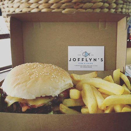 Jofflyn's Fish  Chips - Accommodation QLD