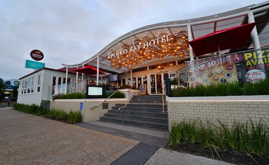 Apollo Bay Hotel - Accommodation QLD