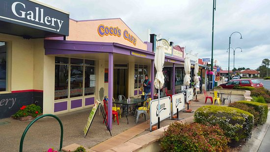 Coco's Cafe - Accommodation QLD