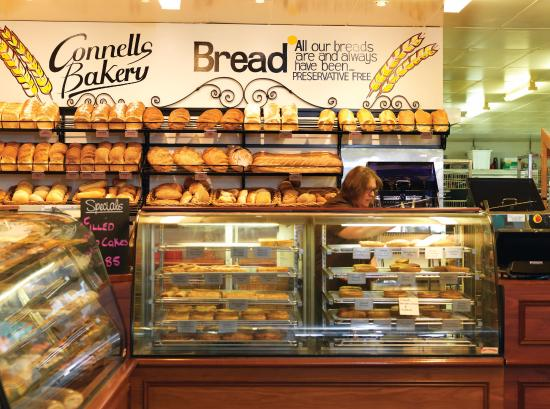 Connells Bakery - Accommodation QLD