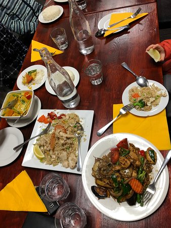 Kinnaree Thai Restaurant - Accommodation QLD