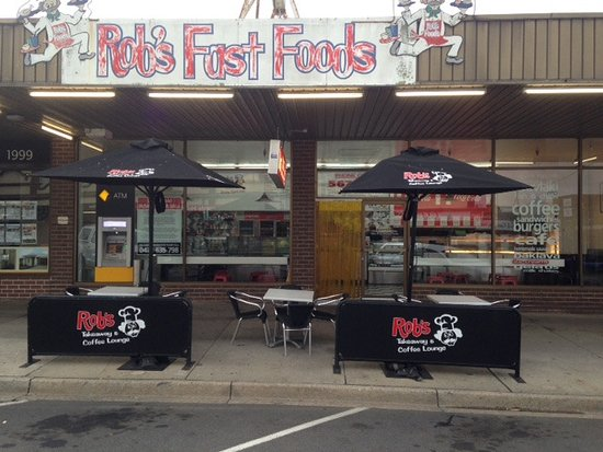 Rob's Takeaway and Coffee Lounge - Accommodation QLD