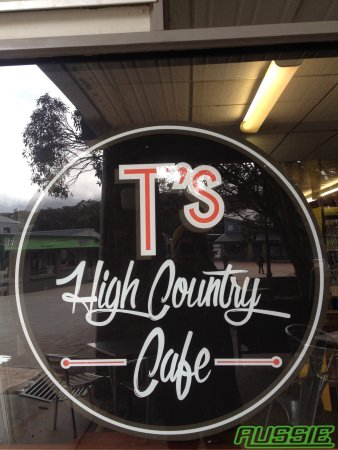 Ts High Country Cafe - Accommodation QLD