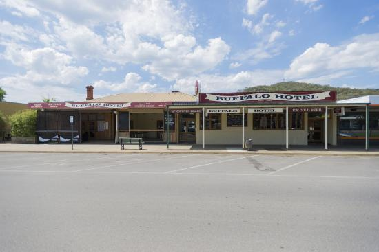 The Buffalo Hotel - Accommodation QLD