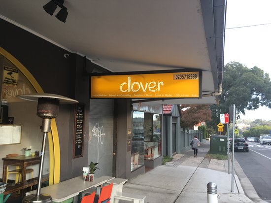 clover cafe - Accommodation QLD