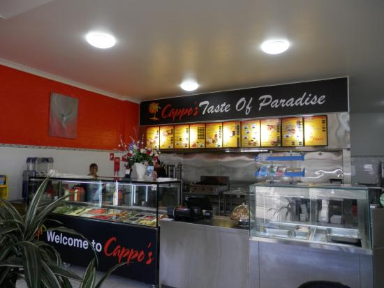 Cappos kebabs - Accommodation QLD