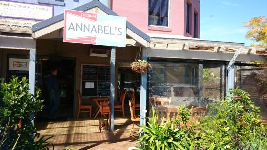 Annabel's Cafe - Accommodation QLD