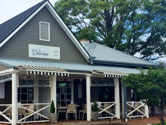 Just Delicious Cafe  Deli - Accommodation QLD