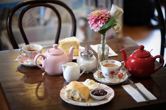 The Berry Tea Shop - Accommodation QLD