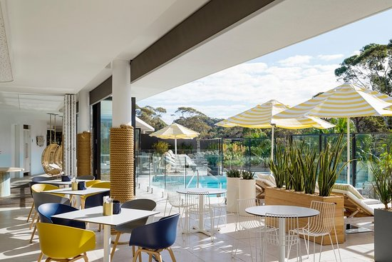 The Rooftop Bar  Grill - Accommodation QLD