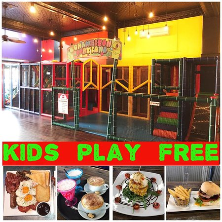 Chameleon Play Cafe - Accommodation QLD
