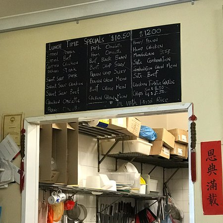 Lee ho Chinese Takeaway - Accommodation QLD