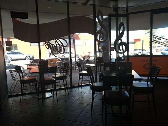 Treble Clef Cafe - Accommodation QLD