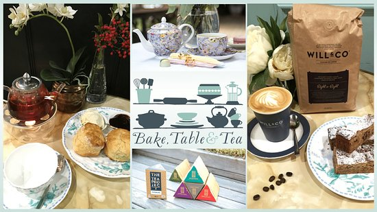 Bake Table  Tea - Accommodation QLD