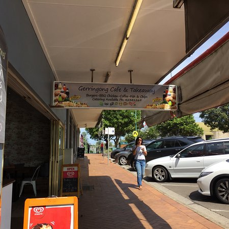 Gerringong Cafe  Take away - Accommodation QLD