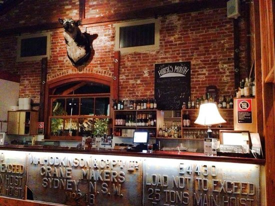 Webb  Co bar - Accommodation QLD