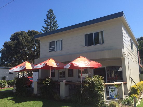 Great Lakes Cafe - Accommodation QLD