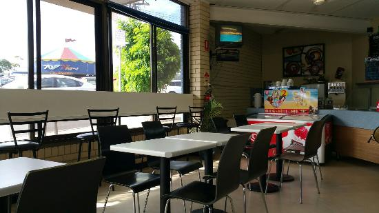 Seabreeze Diner Takeaway - Accommodation QLD
