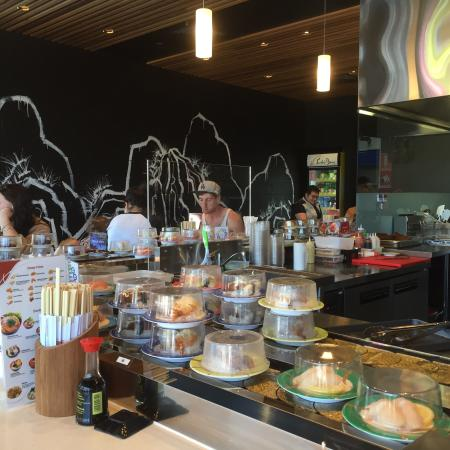 Sushi Bay - Accommodation QLD