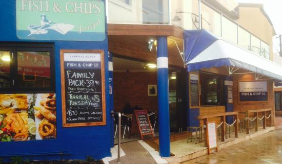 Terrigal Beach Fish And Chip Co. - Accommodation QLD