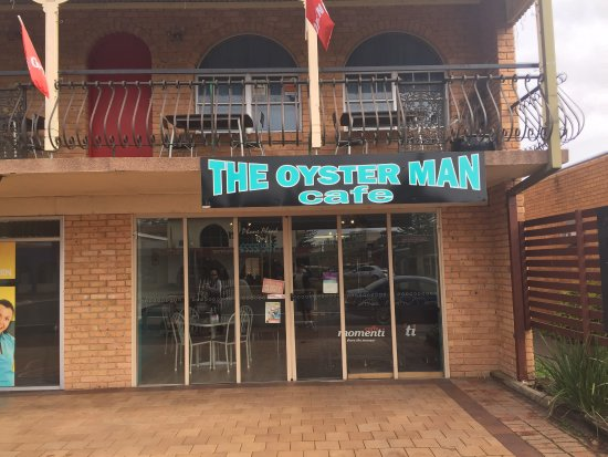The Oyster Man Cafe - Accommodation QLD