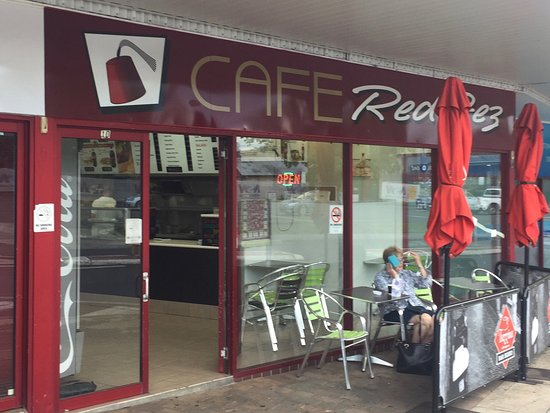 Red Fez Cafe - Accommodation QLD