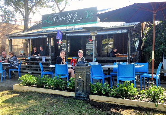 Curly's Cafe - Accommodation QLD