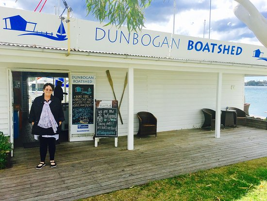 Dunbogan Boat Shed - Accommodation QLD