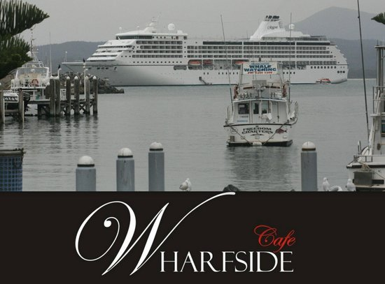 Wharfside Cafe - Accommodation QLD