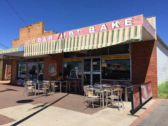 Cobar Hot Bake - Accommodation QLD