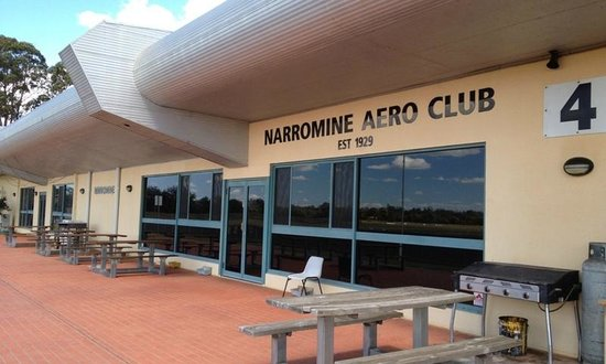 Narromine Aero Club Restaurant - Accommodation QLD