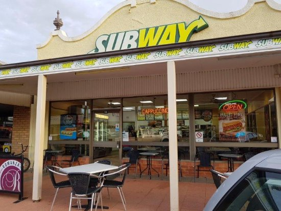 Subway - Accommodation QLD