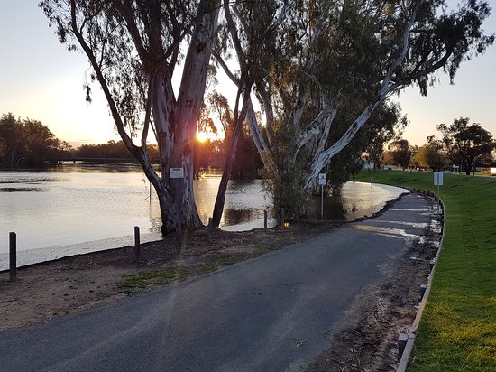 The Foreshore Tocumwal - Accommodation QLD