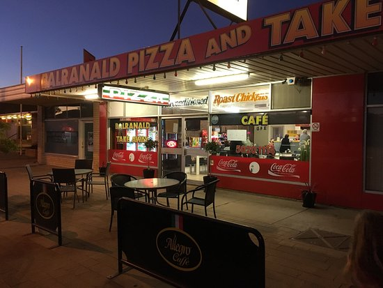 Balranald Take Away - Accommodation QLD