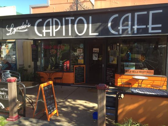 Capital Cafe - Accommodation QLD