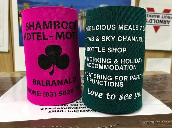 Shamrock Hotel/ Motel - Accommodation QLD