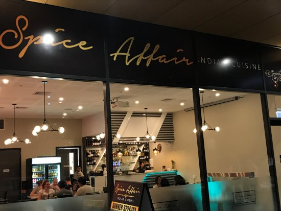 Spice Affair Indian Cuisine - Accommodation QLD