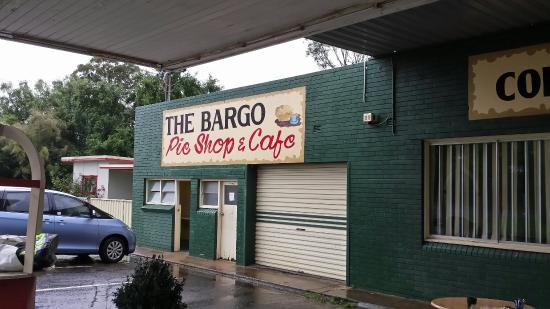 The Bargo Pie Shop  Cafe - Accommodation QLD