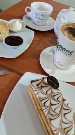 Gumnut Patisserie - Accommodation QLD