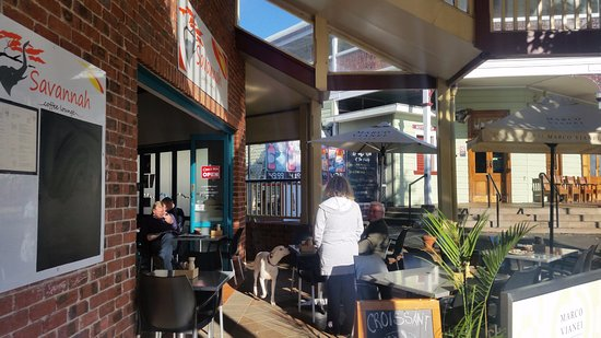 Savannah Coffee Lounge - Accommodation QLD