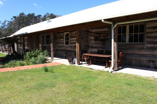The Old Black Stump Restaurant  Function Room - Accommodation QLD