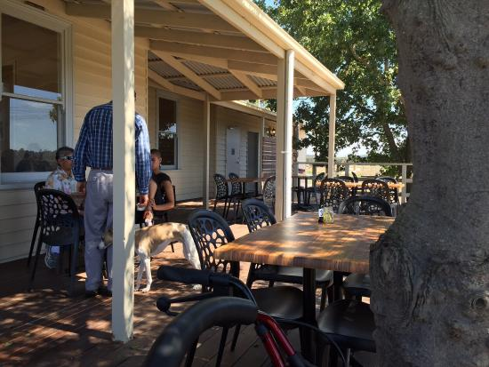 The Gippy Goat Cafe - Accommodation QLD